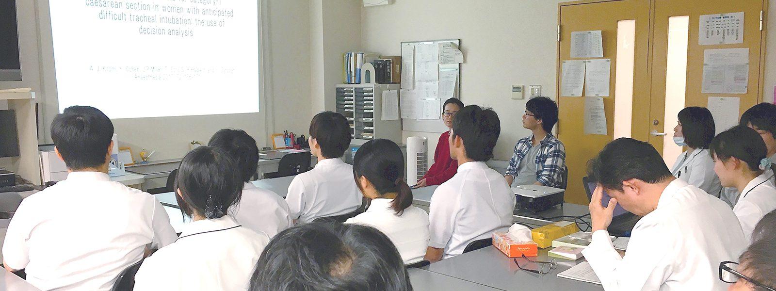 教育(学生・初期研修)
